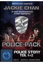 Police Pack - Police Story 1+2  [2 DVDs] DVD-Cover