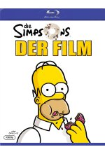 Die Simpsons - Der Film Blu-ray-Cover