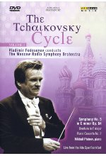 The Tschaikowsky Cycle Volume 5 DVD-Cover