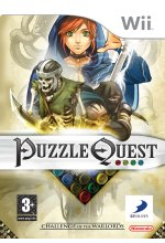 Puzzle Quest - Challenge of the Warlords Cover