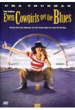 Even Cowgirls get the Blues DVD-Cover