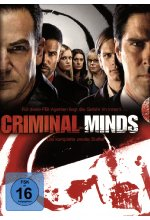 Criminal Minds - Die komplette zweite Staffel  [6 DVDs] DVD-Cover