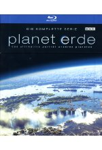 Planet Erde - Box  [5 BRs] Blu-ray-Cover
