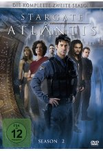 Stargate Atlantis Season 2  [5 DVDs] - M-Lock DVD-Cover