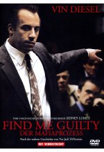 Find me guilty - Der Mafiaprozess DVD-Cover