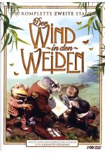Der Wind in den Weiden - Staffel 2  [2 DVDs] DVD-Cover