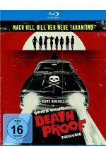 Death Proof - Todsicher<br> Blu-ray-Cover