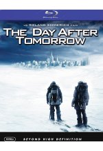 The Day After Tomorrow Blu-ray-Cover