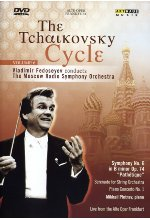 The Tschaikowsky Cycle Volume 6 DVD-Cover