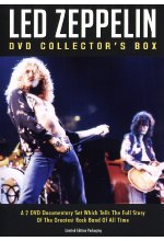 Led Zeppelin - Collector's Box  [2 DVDs] DVD-Cover