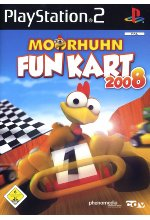 Moorhuhn Fun Kart  2008 Cover