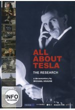 All About Tesla - The Research DVD-Cover