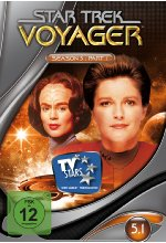 Star Trek - Voyager/Season 5.1  [3 DVDs]       <br> DVD-Cover