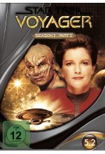 Star Trek - Voyager/Season 5.2  [4 DVDs]       <br> DVD-Cover