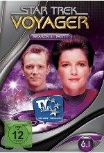 Star Trek - Voyager/Season 6.1  [3 DVDs]       <br> DVD-Cover