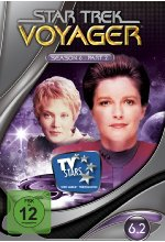 Star Trek - Voyager/Season 6.2  [4 DVDs]       <br> DVD-Cover