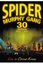 Spider Murphy Gang - 30 Jahre Rock'n'Roll  [2 DVDs] DVD-Cover
