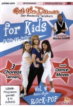 Get the Dance for Kids - Vol. 2/Rock-Pop DVD-Cover