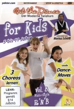 Get the Dance for Kids - Vol. 3/R'N'B DVD-Cover