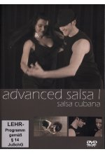 Advanced Salsa I - Salsa Cubana DVD-Cover