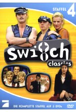 Switch Classics - Staffel 4  [3 DVDs]<br> DVD-Cover