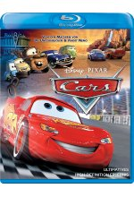 Cars Blu-ray-Cover