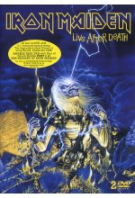 Iron Maiden - Live after Death  [2 DVDs] DVD-Cover