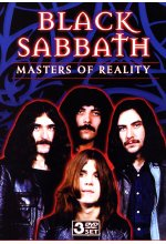 Black Sabbath - Masters of Reality  [3 DVDs] DVD-Cover