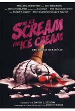 We all scream for Ice Cream DVD-Cover