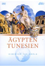 Ägypten/Tunesien - Discover the World DVD-Cover