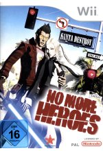 No more Heroes Cover