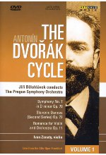 The Antonin Dvorak Cycle Vol. 1 DVD-Cover