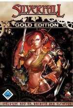 Silverfall Gold Edition (DVD-ROM) Cover