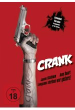 Crank - Extended Version DVD-Cover