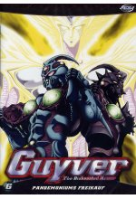 Guyver - The Bioboosted Armor Vol. 6/Episode 21-23 DVD-Cover