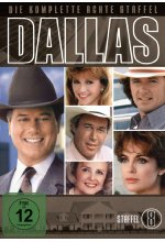 Dallas - Staffel 8  [8 DVDs] DVD-Cover