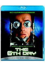The 6th Day Blu-ray-Cover