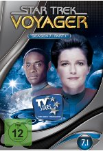 Star Trek - Voyager/Season 7.1  [3 DVDs]       <br> DVD-Cover