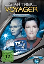 Star Trek - Voyager/Season 7.2  [4 DVDs]       <br> DVD-Cover
