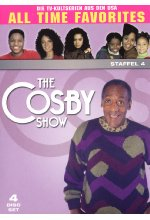 The Bill Cosby Show - Staffel 4  [4 DVDs] DVD-Cover