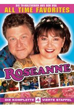 Roseanne - Staffel 4  [4 DVDs] DVD-Cover