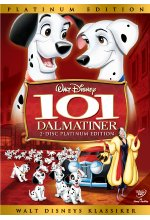 101 Dalmatiner  [PE] [2 DVDs] DVD-Cover