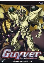Guyver - The Bioboosted Armor Vol. 7/Episode 24-26 DVD-Cover