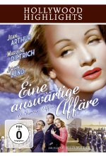 Eine auswärtige Affäre - Hollywood Highlights  (OmU) DVD-Cover