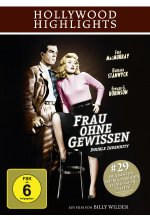Frau ohne Gewissen - Hollywood Highlights DVD-Cover