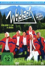 Wildbach - Folgen 01-16  [4 DVDs] DVD-Cover