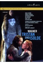 Richard Wagner - Tristan und Isolde  [3 DVDs] DVD-Cover