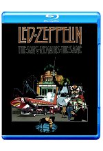 Led Zeppelin - The Song remains the Same Blu-ray-Cover