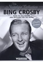 Bing Crosby - Road to Hollywood and Reaching for the Moon DVD-Cover