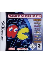 Namco Museum DS Cover